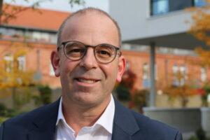 Dr. David Elsässer (CEO von CADO Medical Solutions)